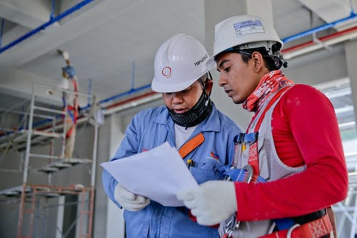 Oversee safety with engineering and management systems