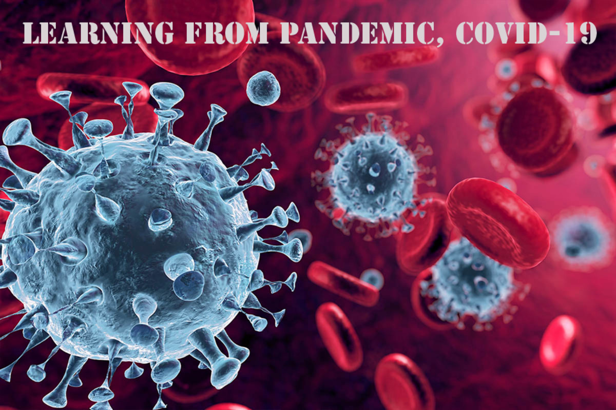 Learning from Pandemic, COVID-19