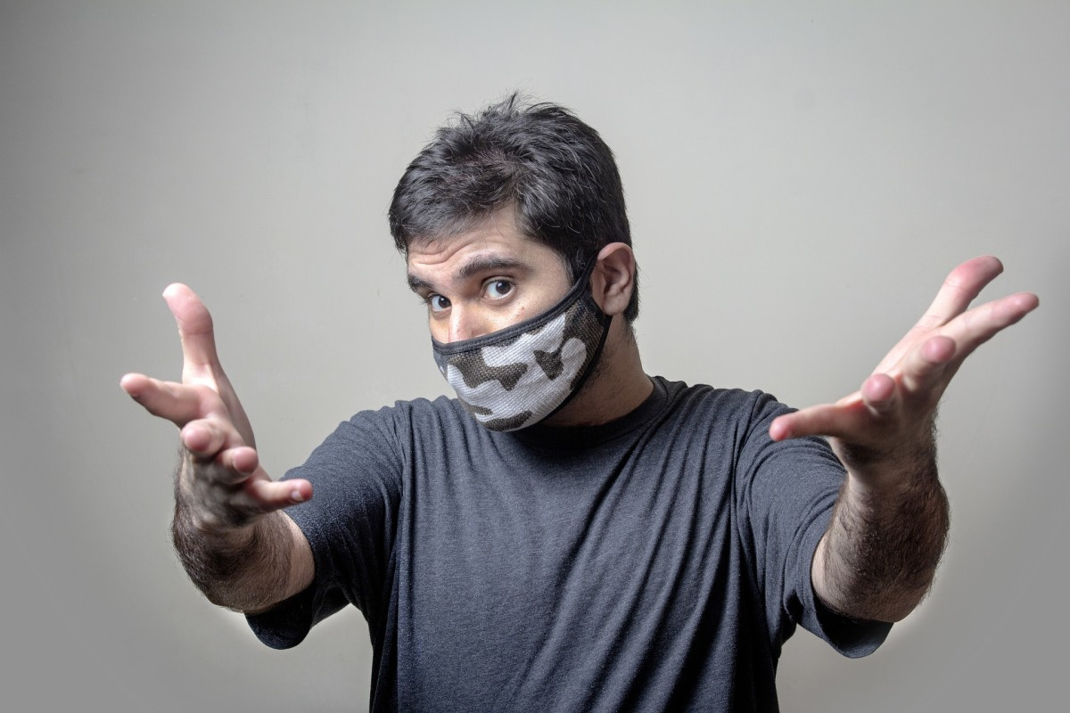 Use these tips to make speaking through a facemask a better experience.