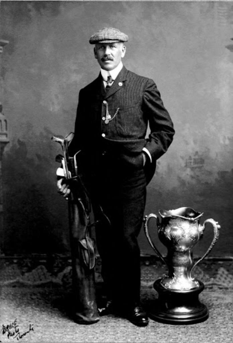 George Lyon Olympic Trophy