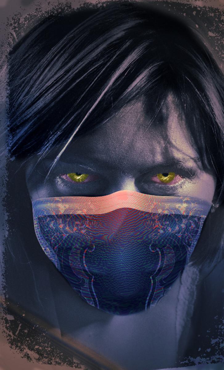 Real-World Data Proves Mandated Covid-19 Face Masks Demonic