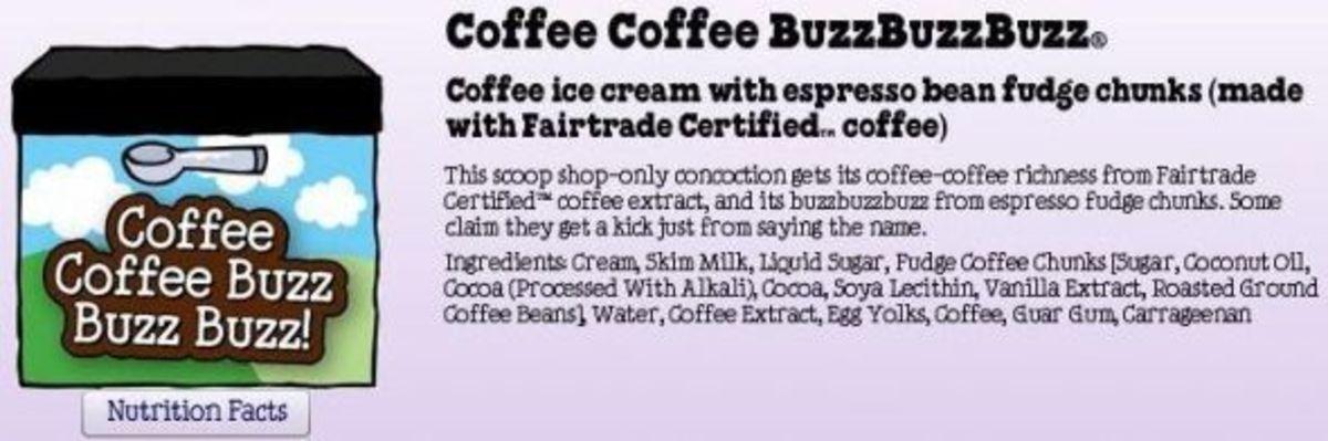 Coffee Coffee Buzz Buzz Buzz