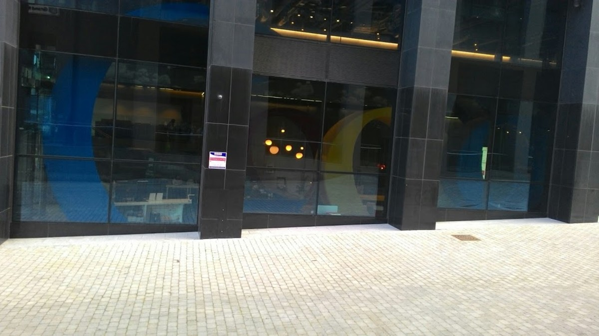 Google European Headquarters, Dublin