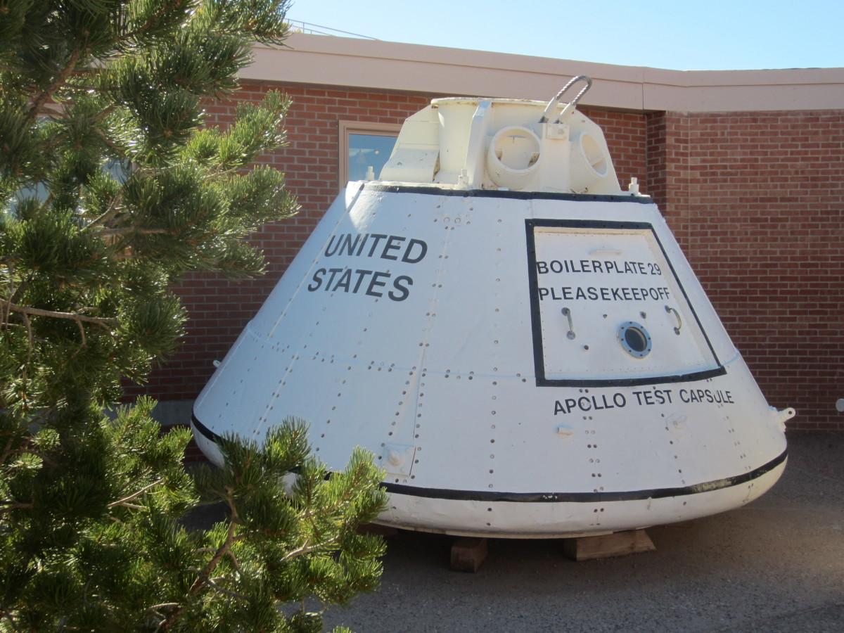 Apollo Training Capsule