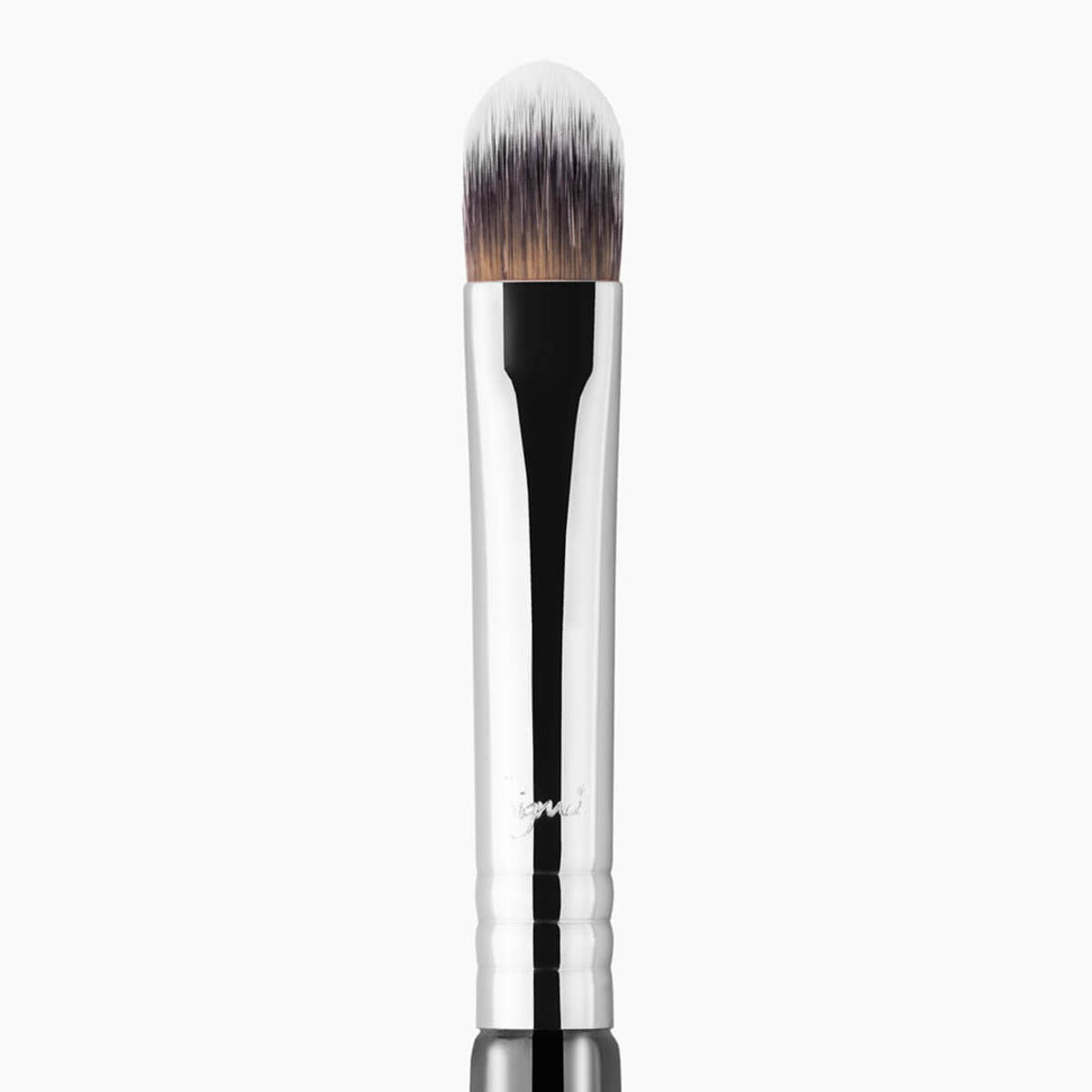 Make sure to scrape the excess off the brush by sliding it along the opening of the tube as you take it out.
