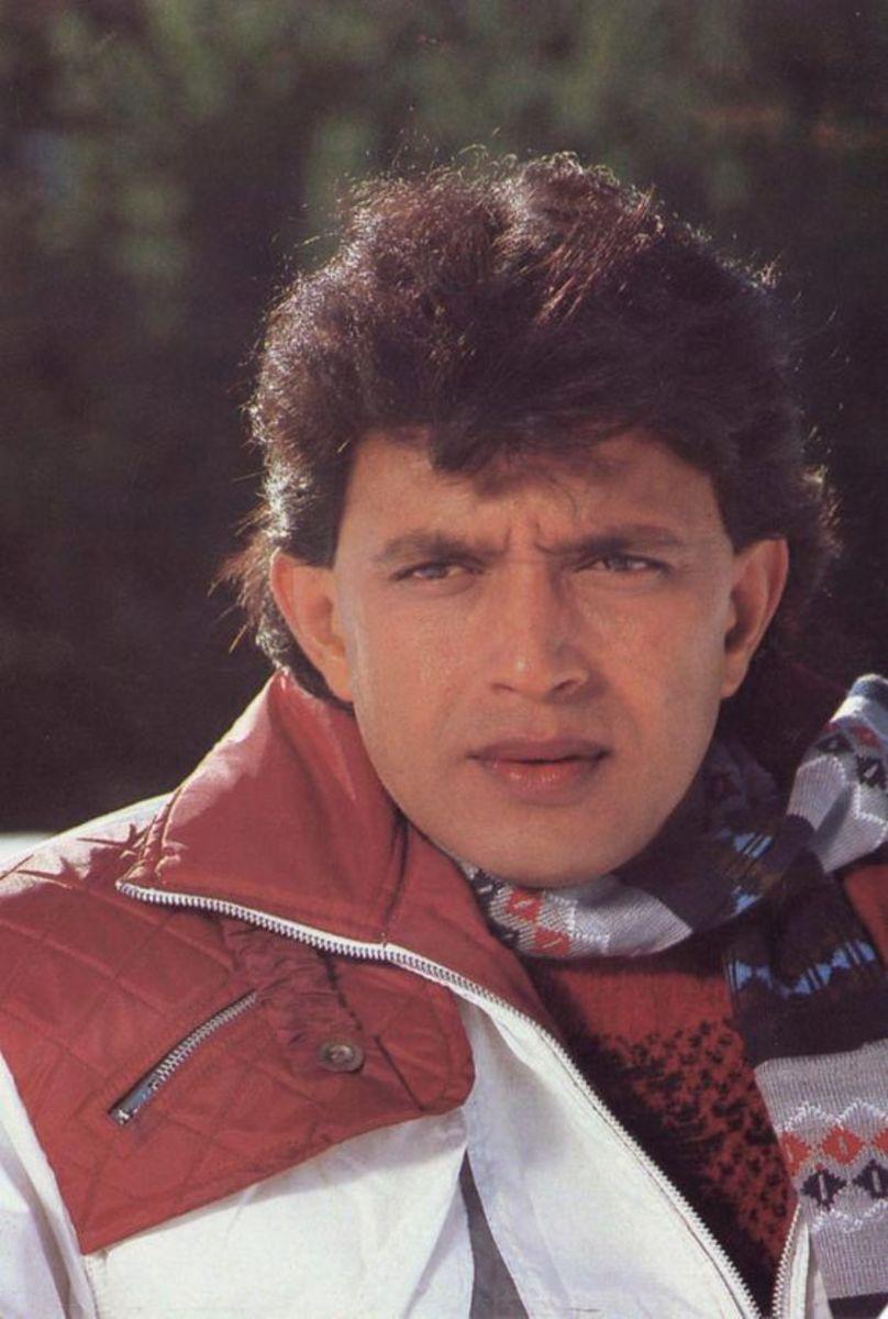 National Film Award Winner Bollywood Actor - Mithun Chakraborty