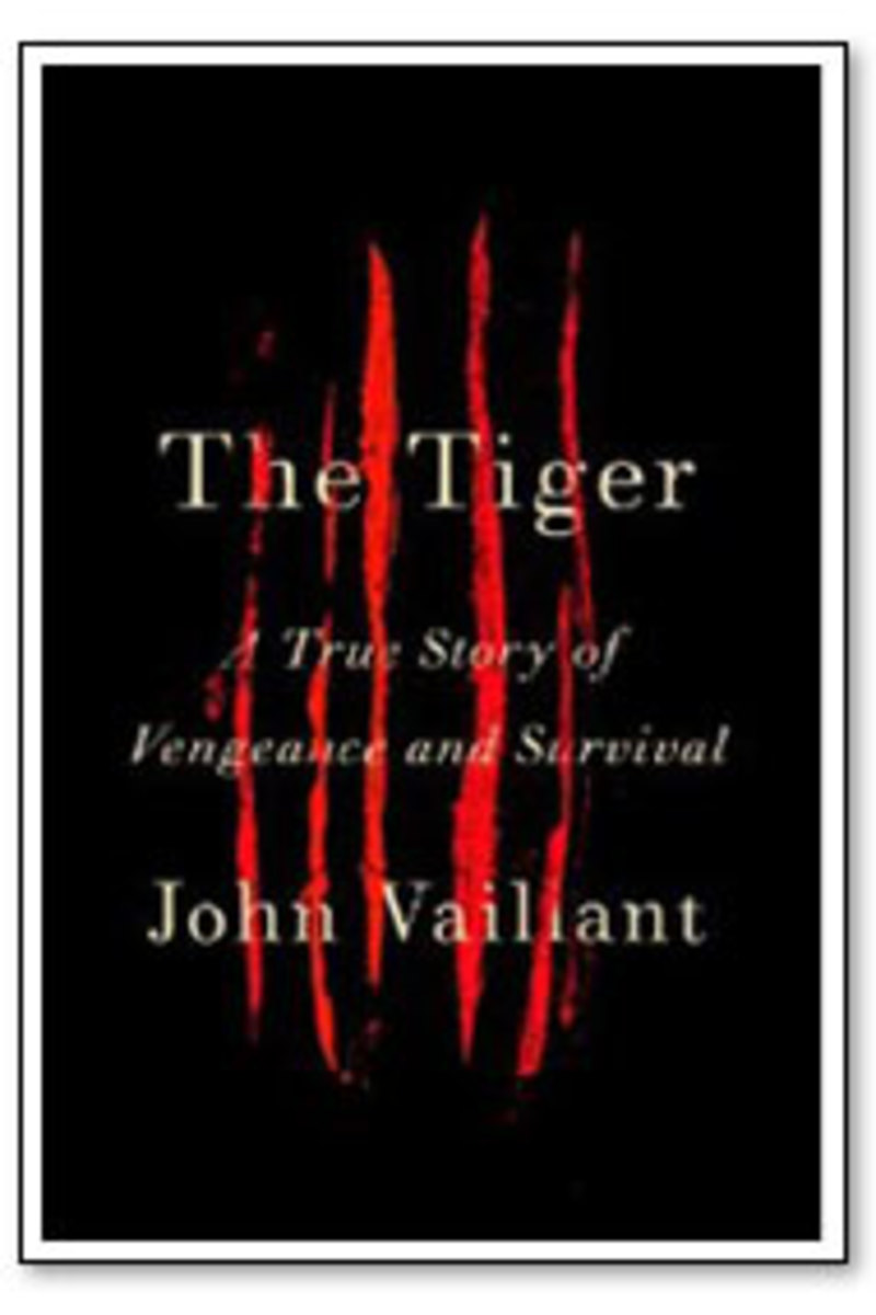 Cover of the book by John Vaillant.