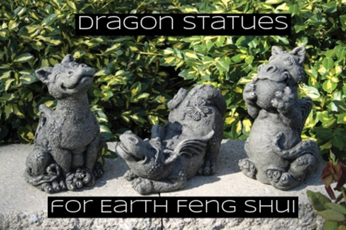 Dragons are the only supernatural creature in the Chinese Zodiac. They rule the element earth. The dragon is meant to bring about good luck and creativity.