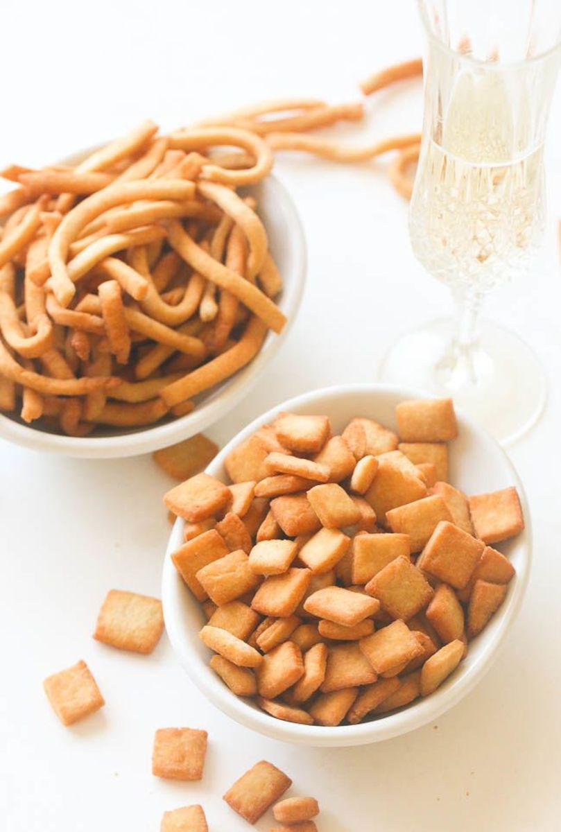 Easy Foreign Snacks You Need to Try.