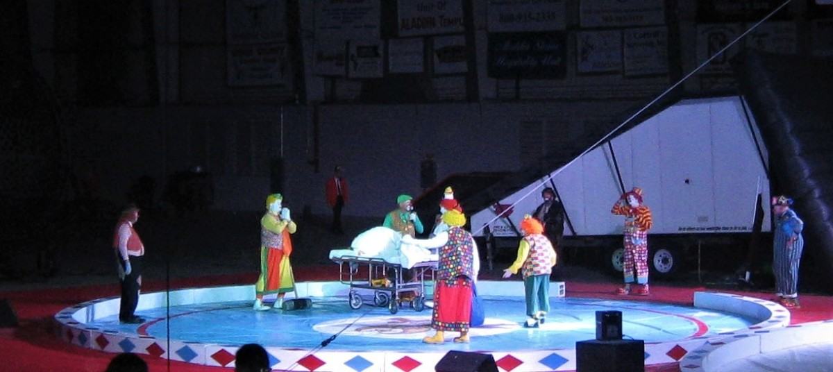 Aladdin Shrine Clowns, Columbus, Ohio