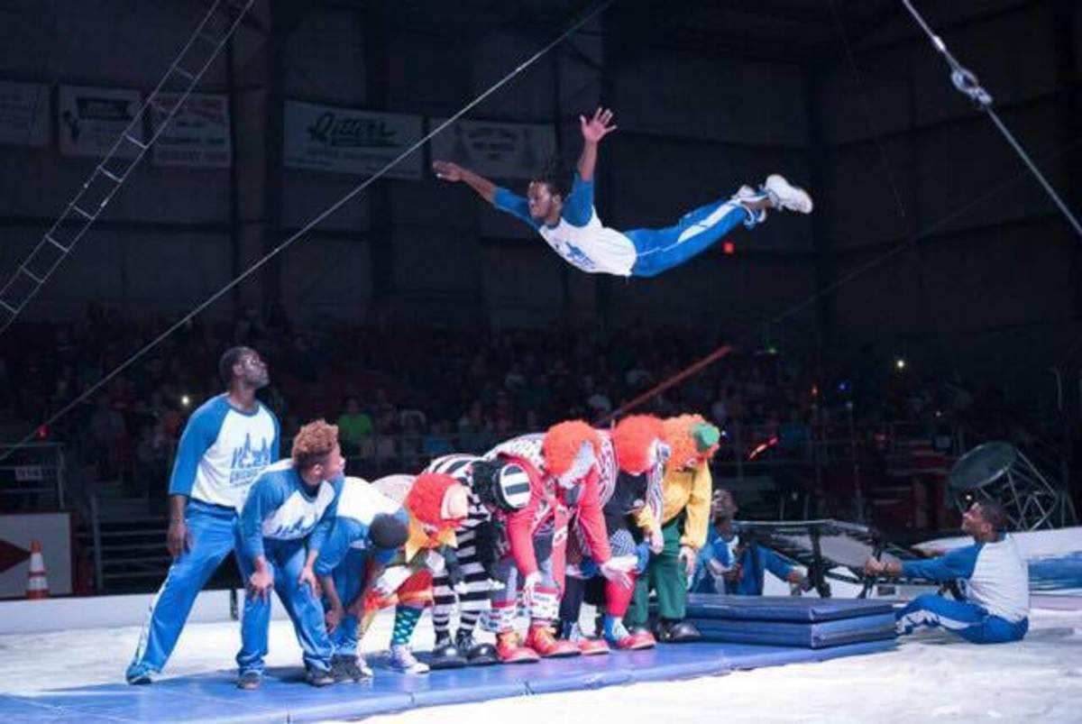 Chicago Boyz Acrobatic Team