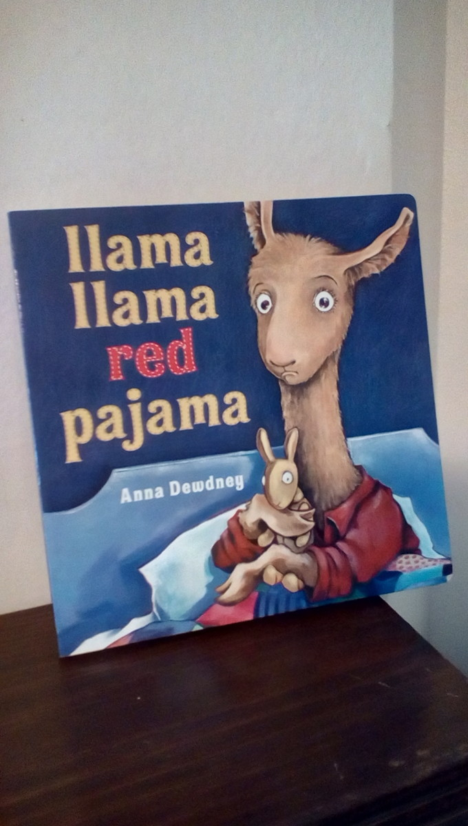 Classic Children's Book Llama Llama Red Pajama Now in Board Book Form for all the Little Ones