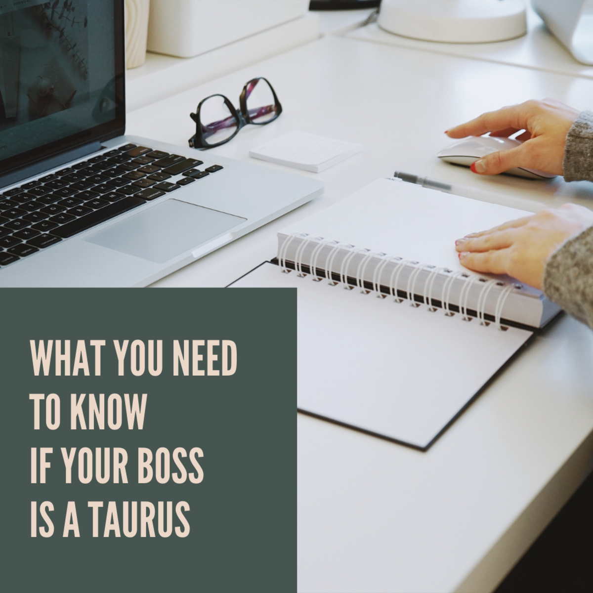 A Taurus boss likes organization and practicality in the workplace.