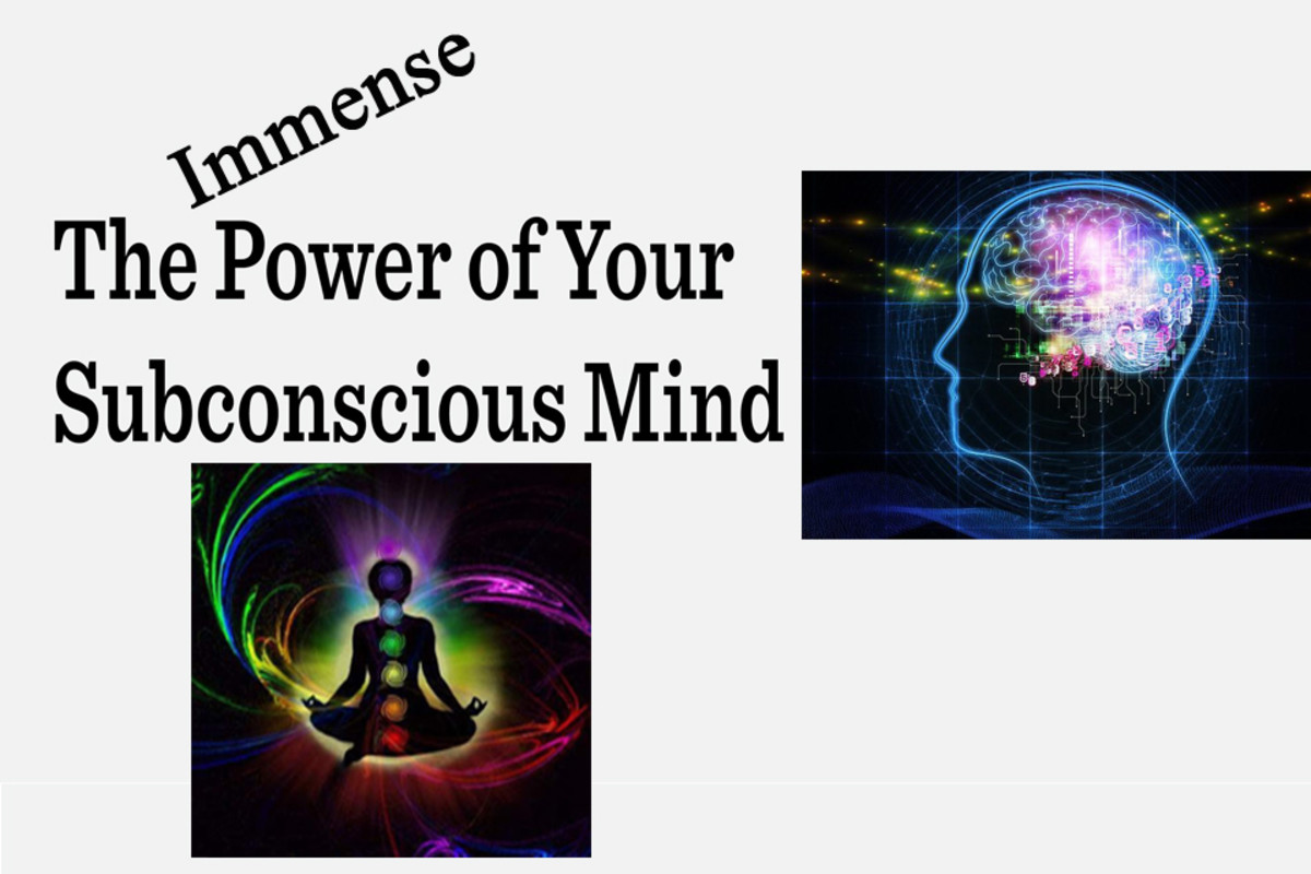 Immense Powers of the Subconscious Mind
