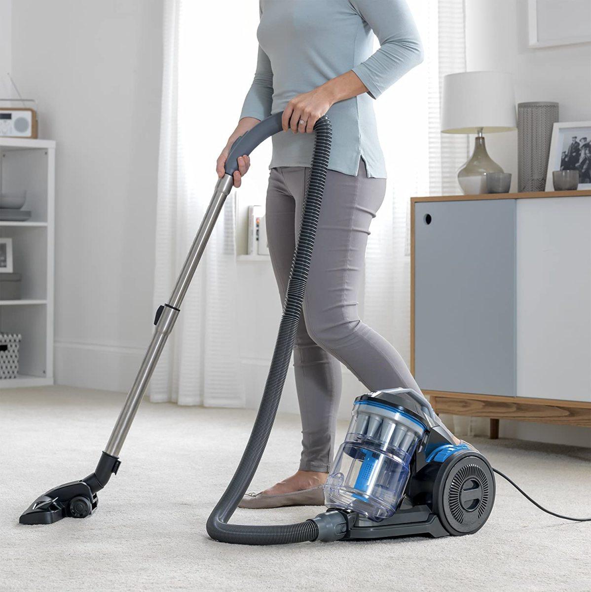 VAX Air Stretch Pet vacuum cleaner.