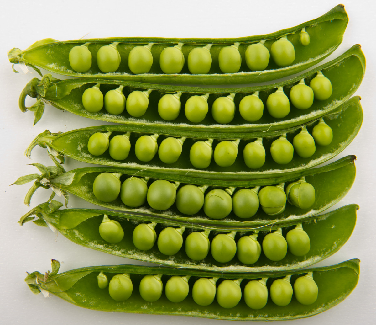 Health Benefits Of Peas - Green Peas