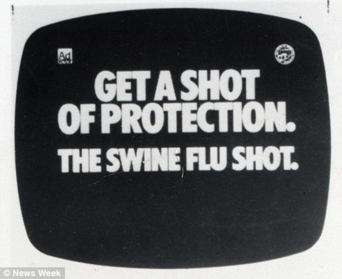 The 1976 swine flu: One of the most dangerous vaccines in history was pushed the hardest.