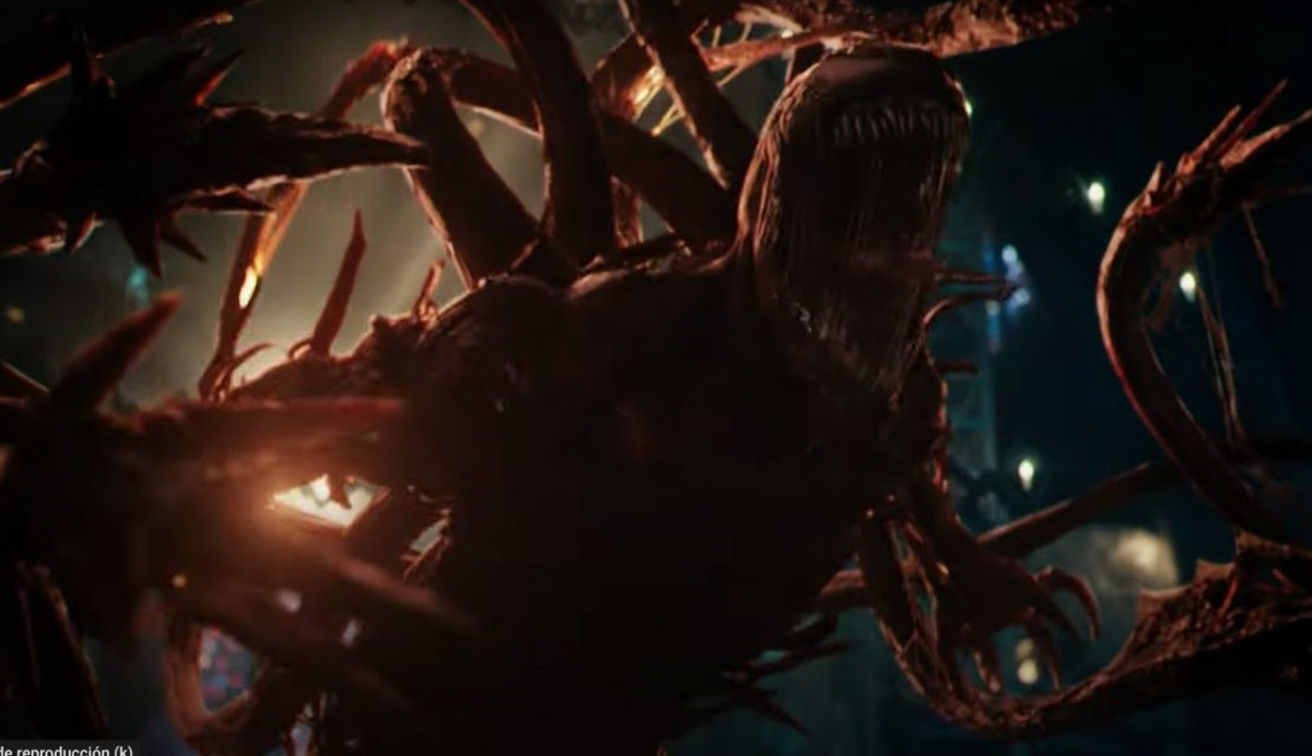Carnage played by Woody Harrelson