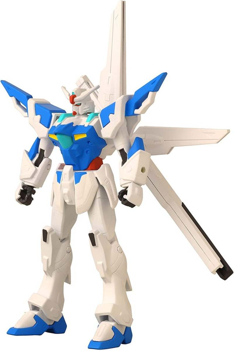 The New Gundam Infinity Line Became a Laughing Stock Among Fans