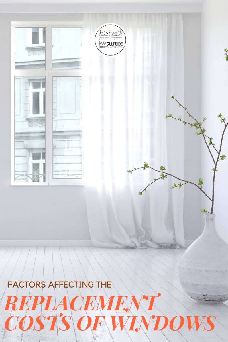 Factors Affecting the Cost of Replacement Windows