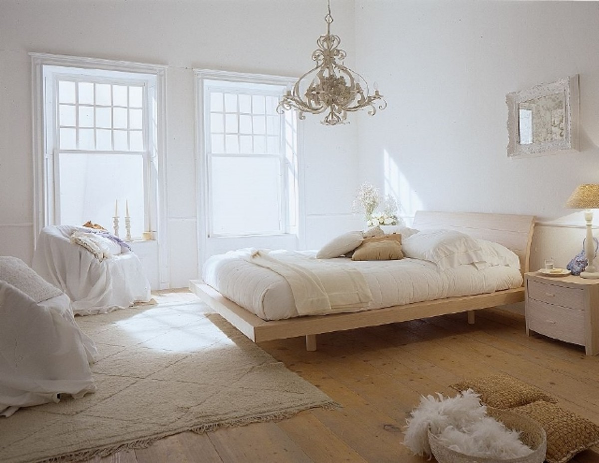 Our bedrooms are sanctuaries where we retreat for restful escape from the demands of life.