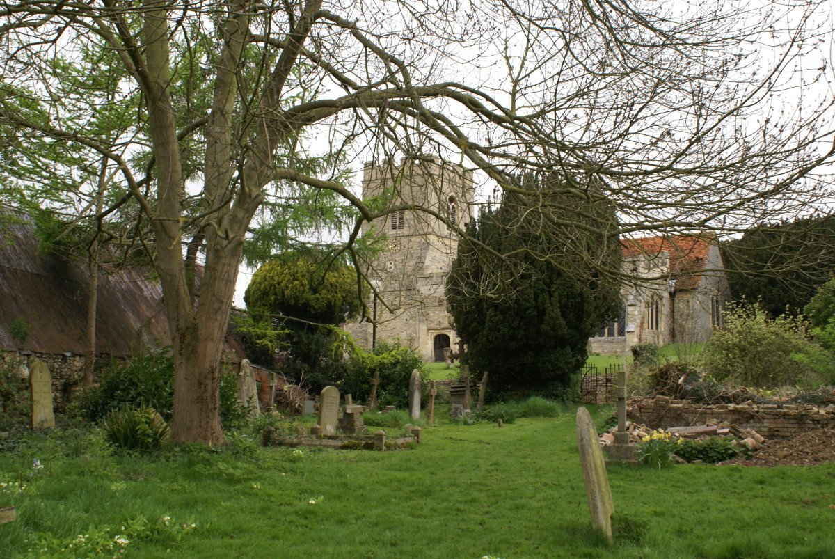 All Saints Church in Loughton