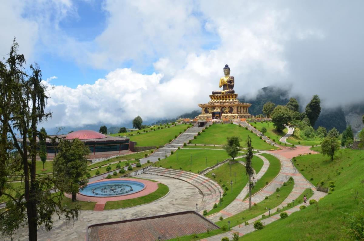Budha Park, Ravangla