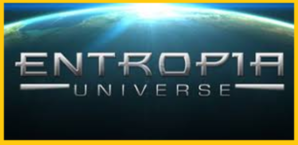 The Video Game With a Real Cash Economy: Entropia Universe