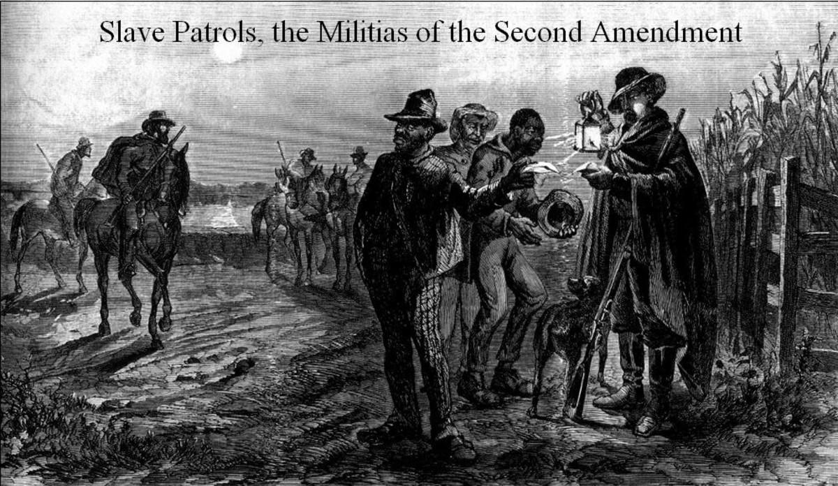 America's Slave Patrollers