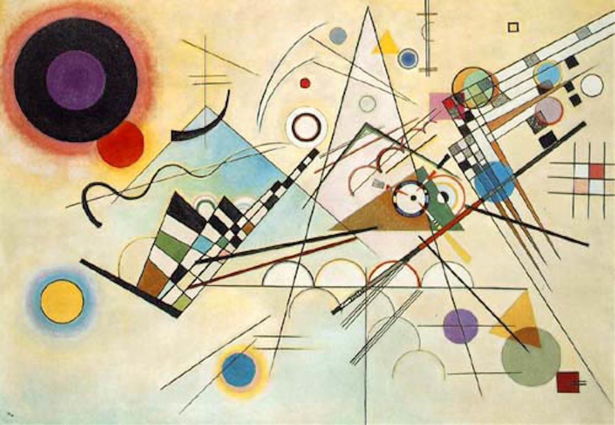 Composition III, Wassily Kandinsky