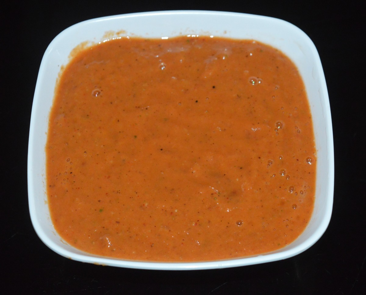 Quick and Easy to Make Tomato Onion Chutney Recipe
