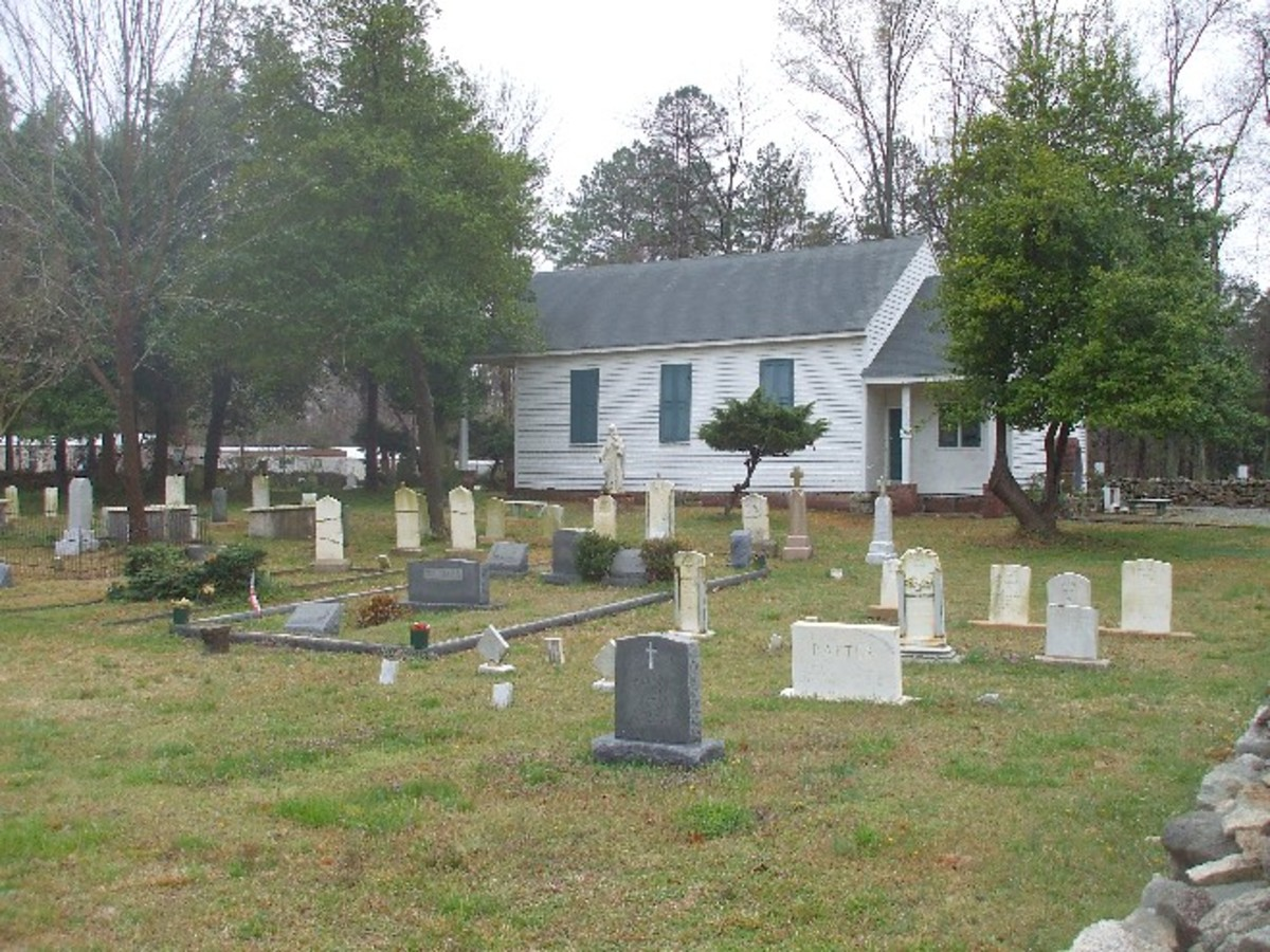St Joseph Catholic Church Cemetery