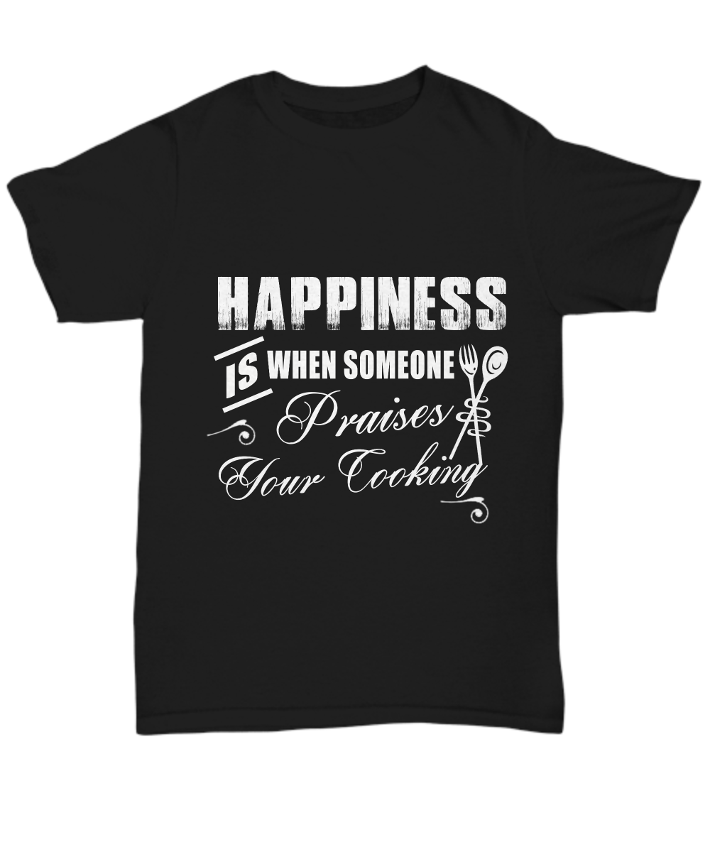 I found this funny unisex shirt online, and I just loved it & couldn't resist to share it! Give a look and if you like it order one yourself, they run a sale at the moment with a big discount!