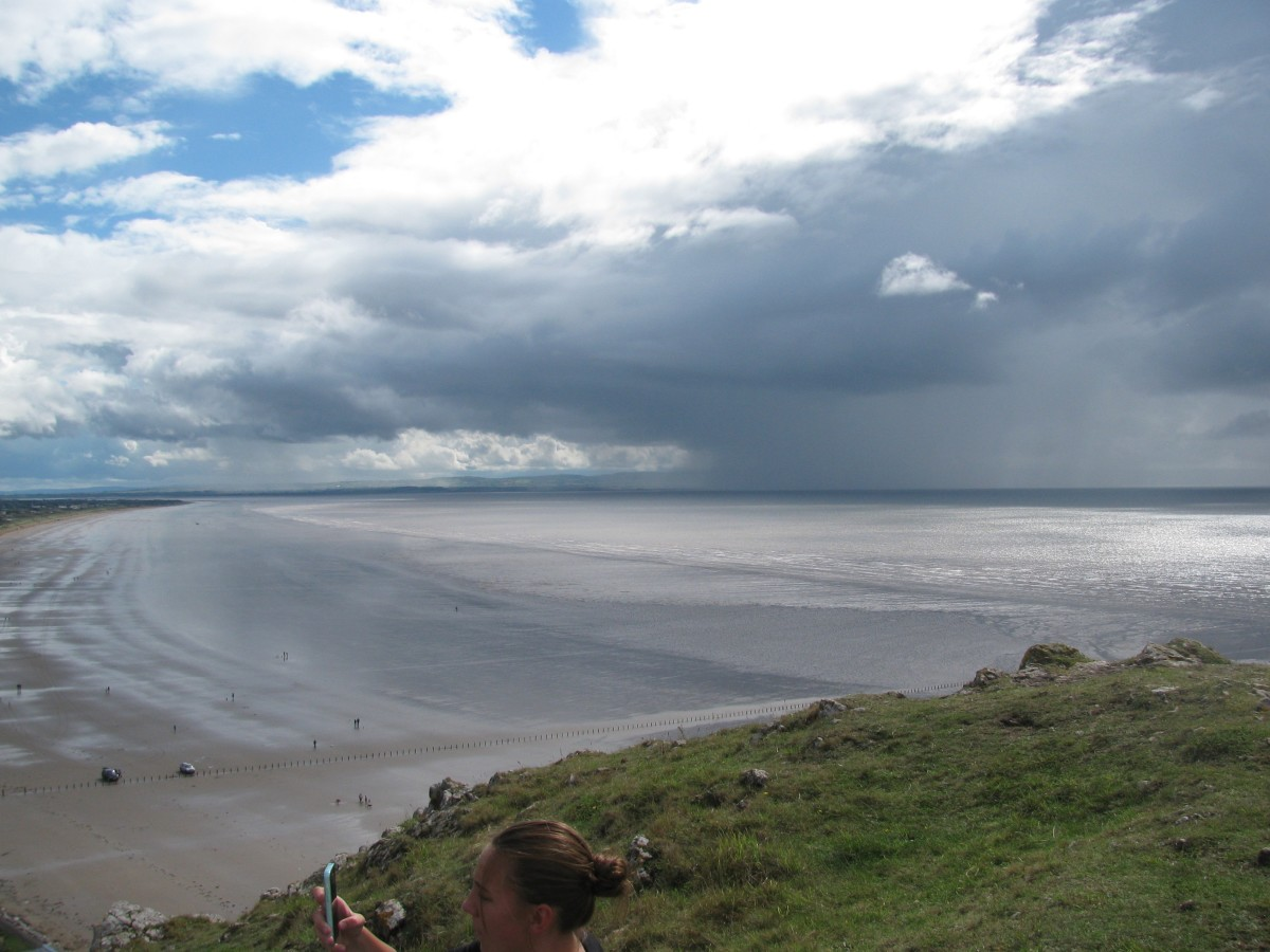 Rainclouds on the Horizon