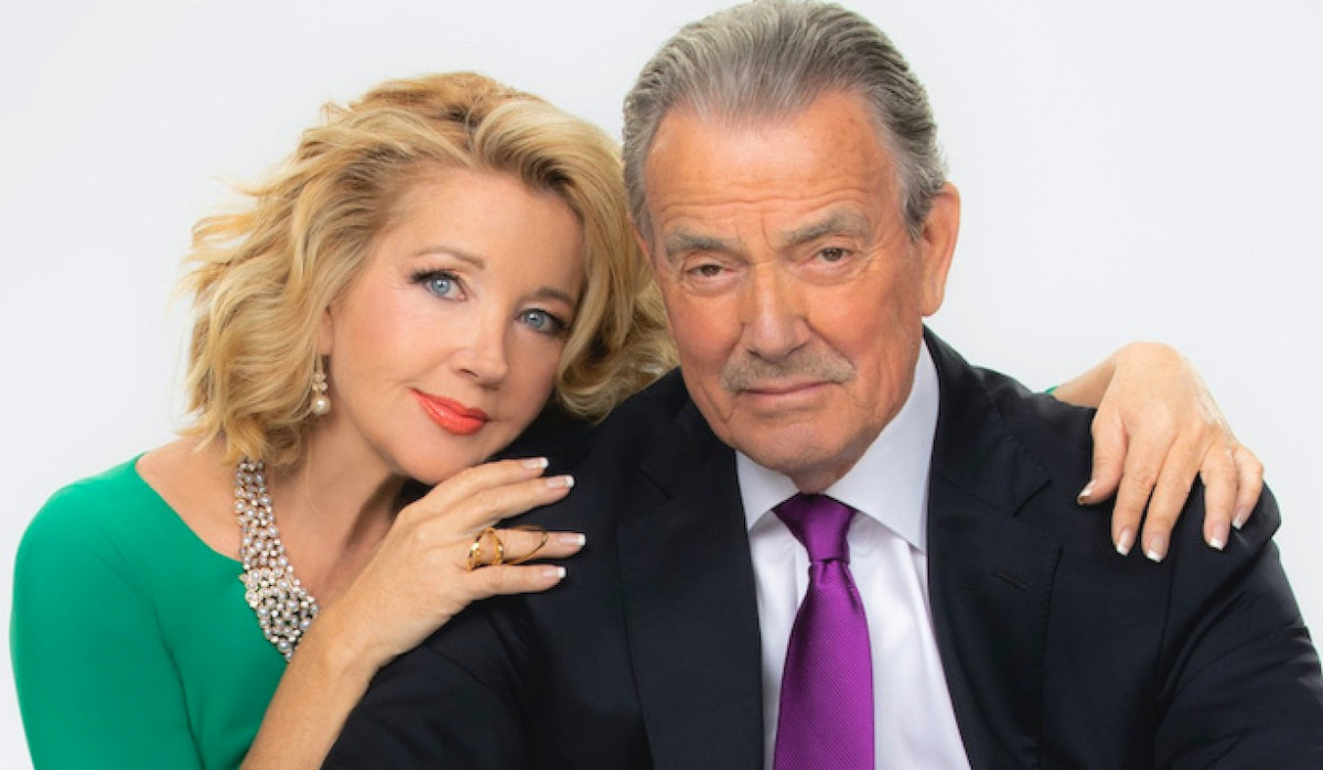 Nikki Is Disappointed in Victor on the Young and the Restless