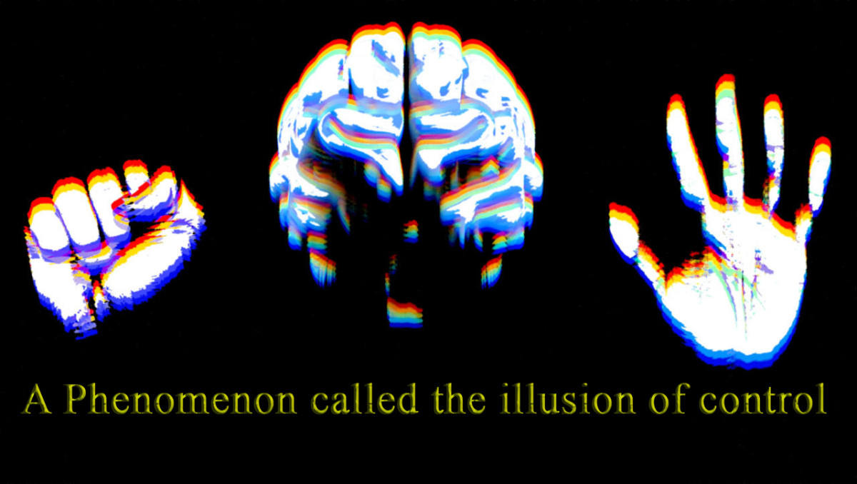 Illusion of control, and unrealistic optimism