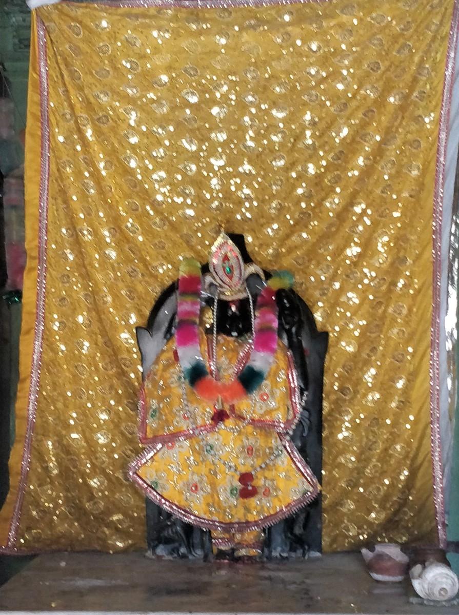 Idol of Govardhan-ji