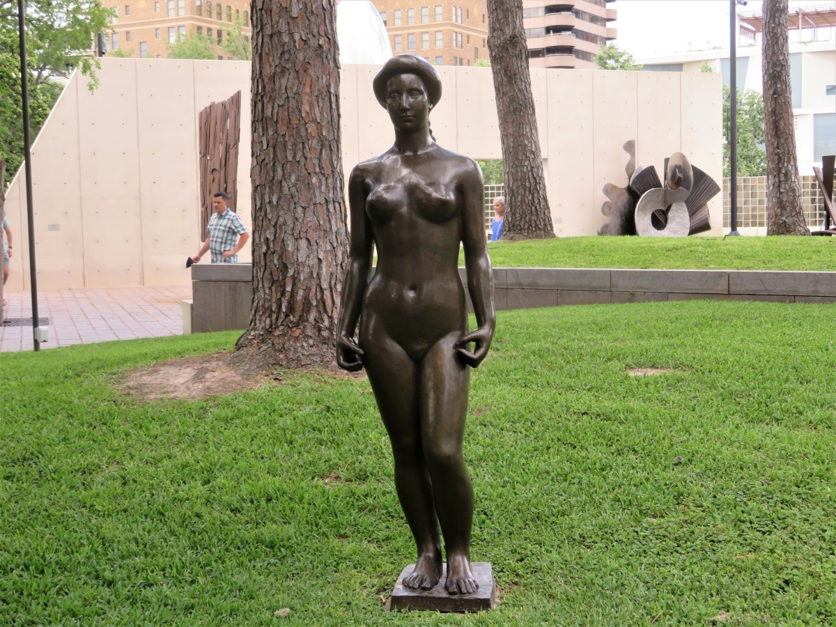 Flora, Nude by Aristide Maillol