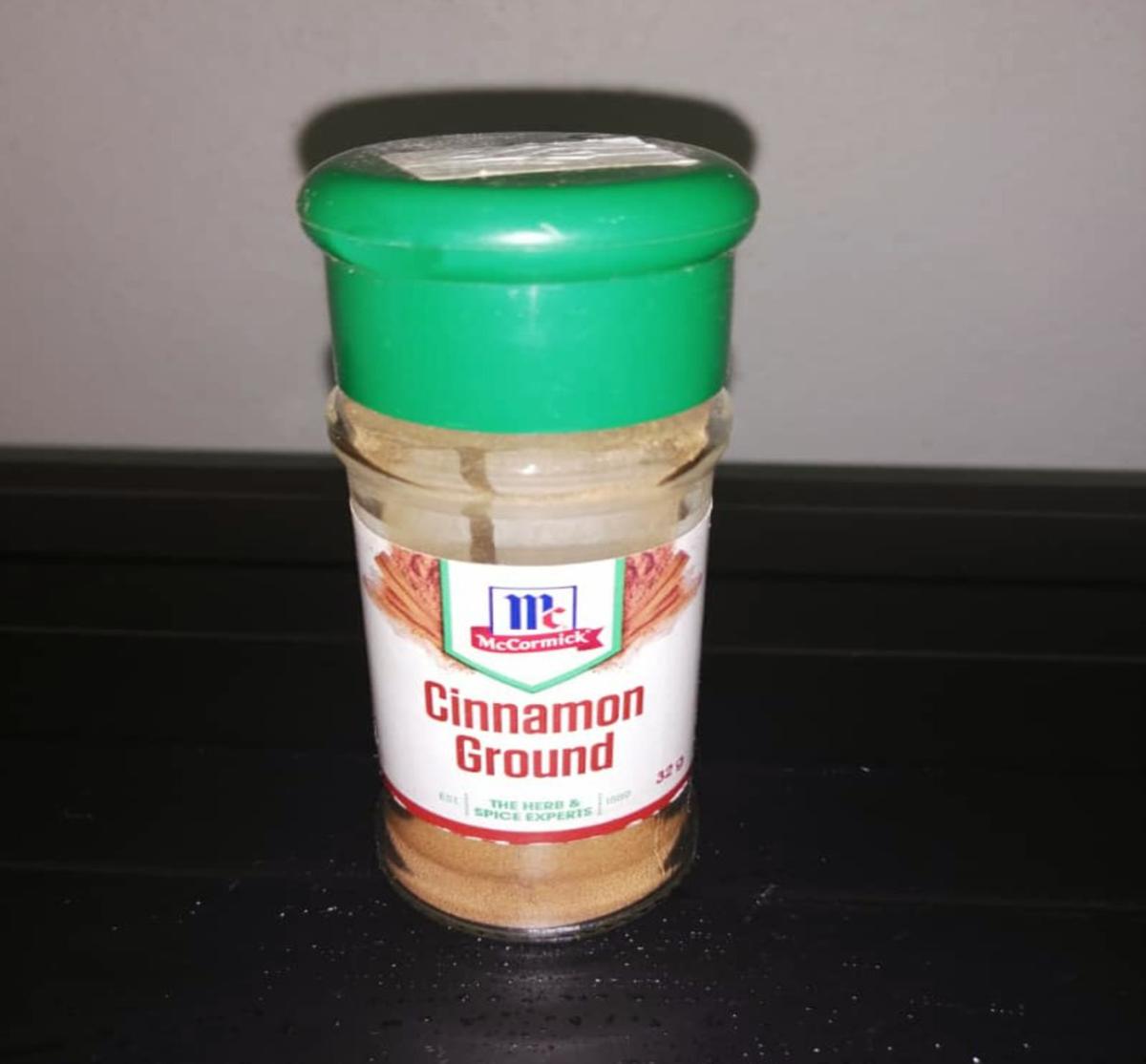 McCormick Cinnamon Powder