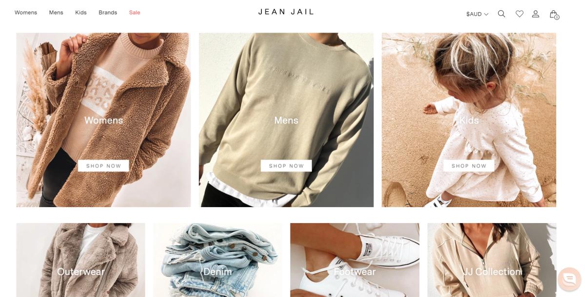 Jean Jail
