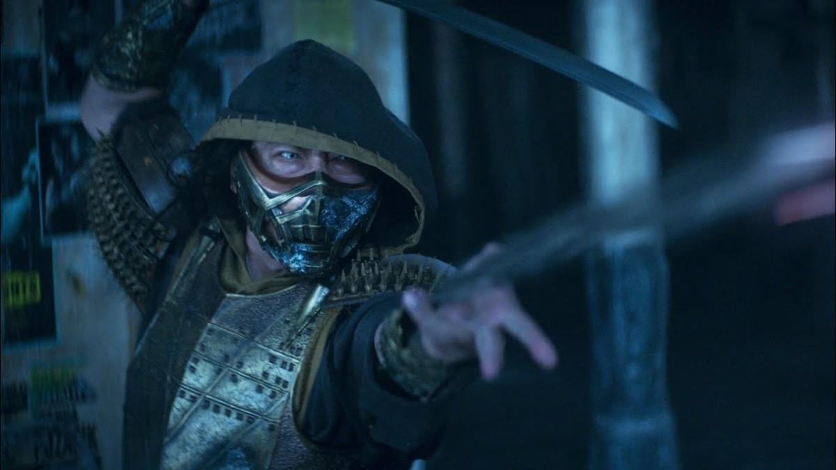 Hanzo Hasashi (Scorpion) played by Hiroyuki Sanada
