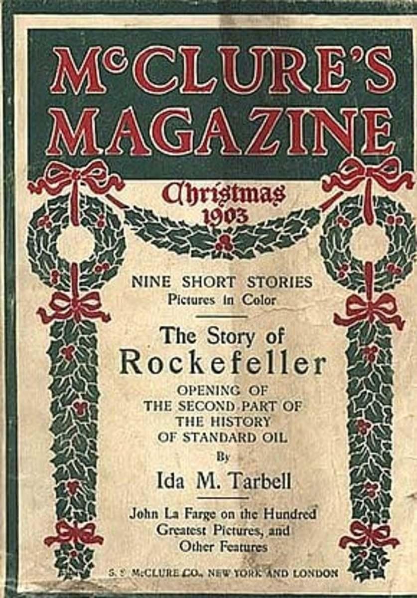 Ida Tarbell's Story of Rockefeller