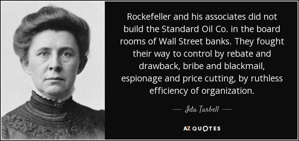 Ida Tarbell Quote