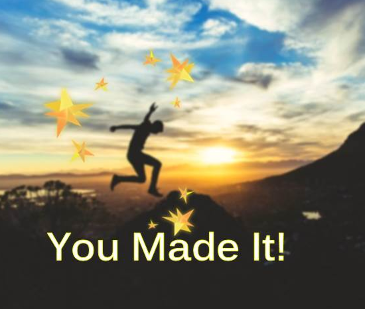 Yes You Made It