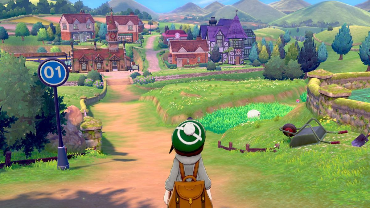 What I wanted. Many fans didn't like the graphics in Sword and Shield and thought the Nintendo Switch was capable of much better, but the world still feels much more vibrant than what the new remakes look like.