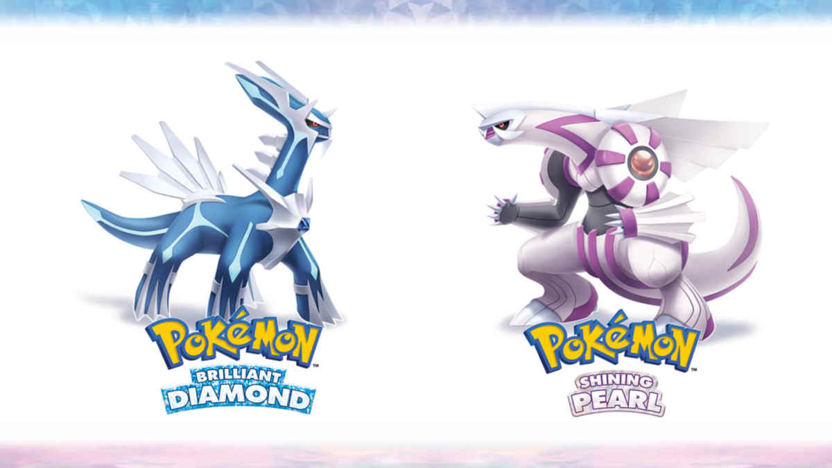 """Promotional image for """"Pokémon Brilliant Diamond and Shining Pearl"""""""