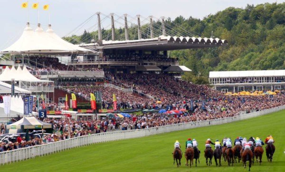 British horse Racecourses: Evaluating the Goodwood Race Course