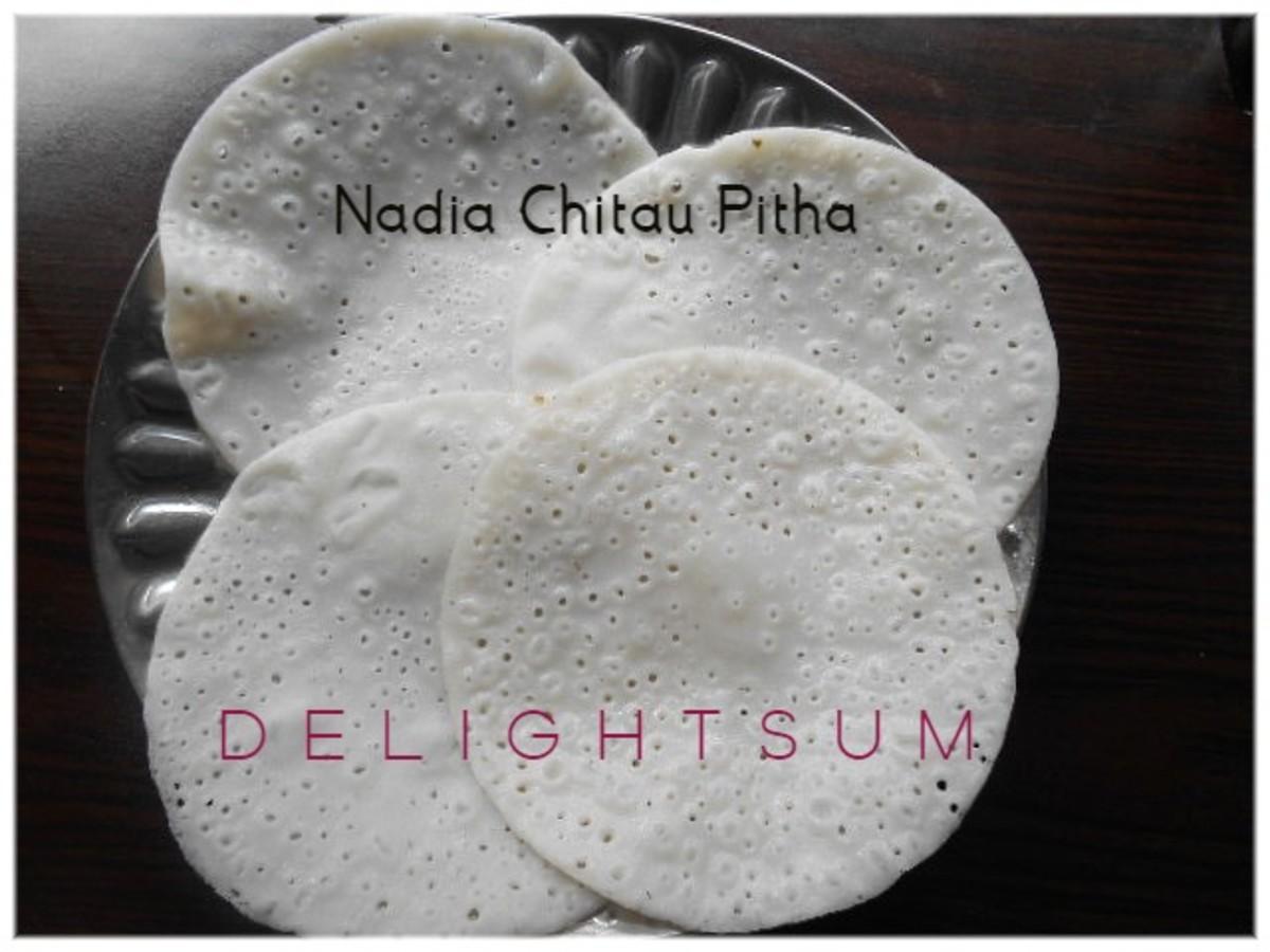 Nadia chitau pitha