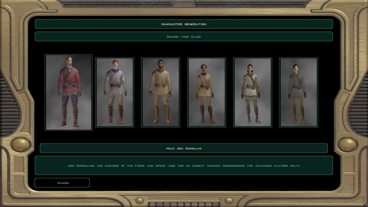 """Probably the hardest class to level and utilize properly, but unarguably the best class in """"KotOR II""""."""