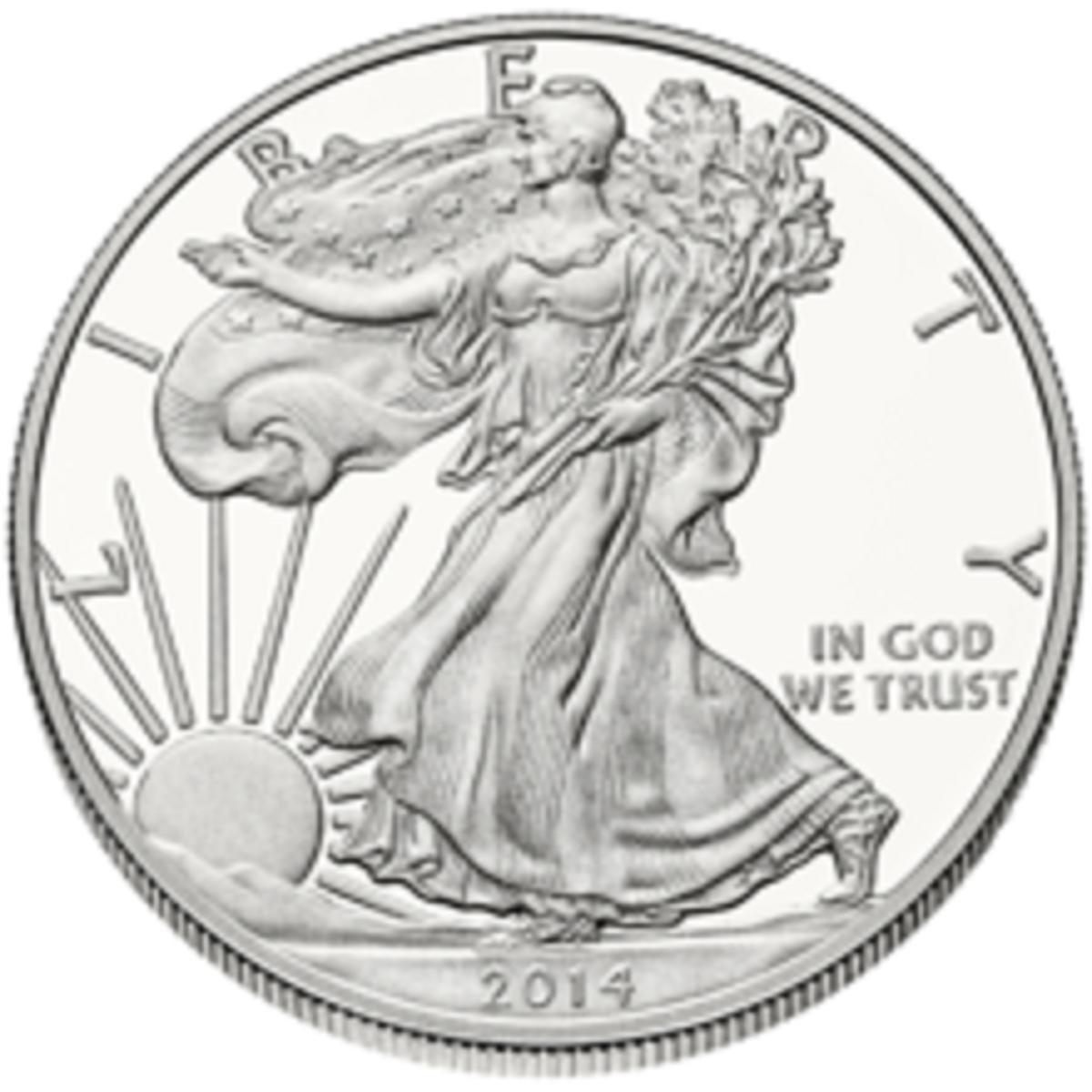 American Silver Eagle Observe